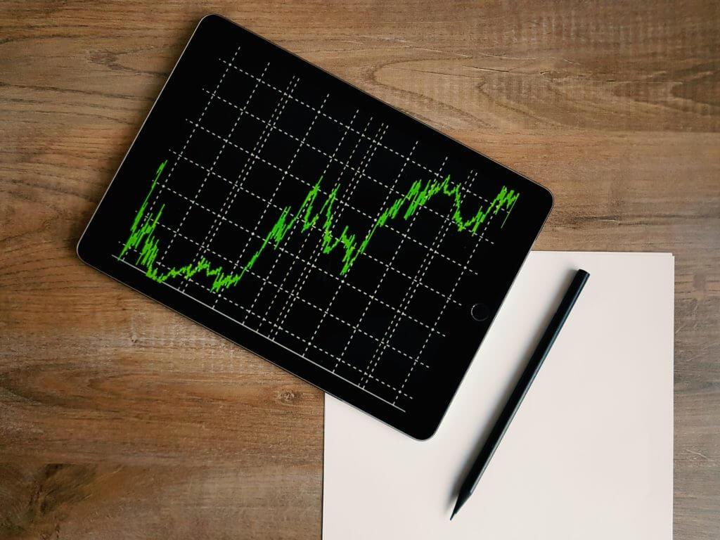 bluerock stockmarket tablet