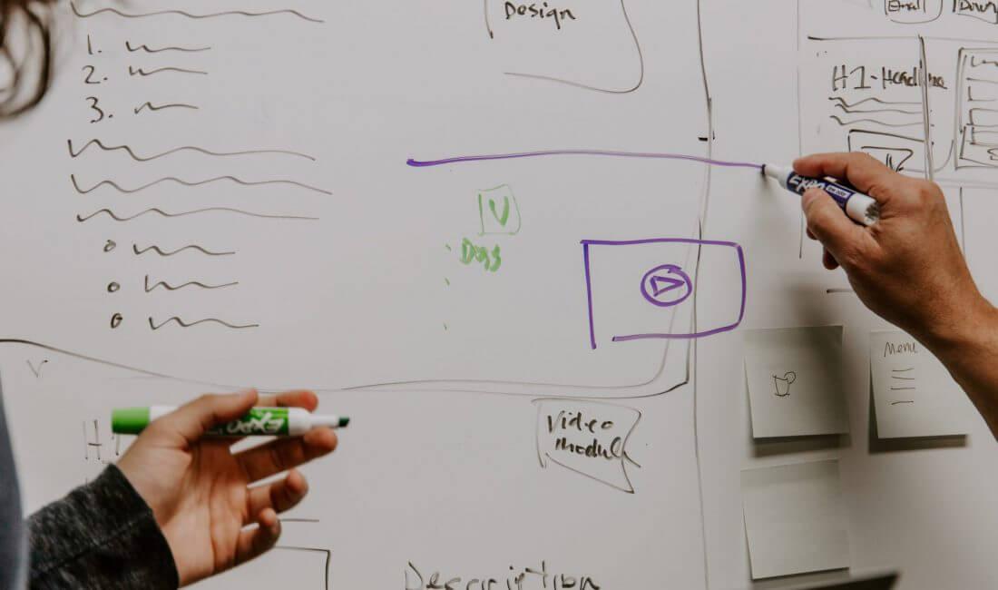 bluerock whiteboard planning